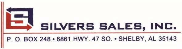 Silvers Sales, Inc.