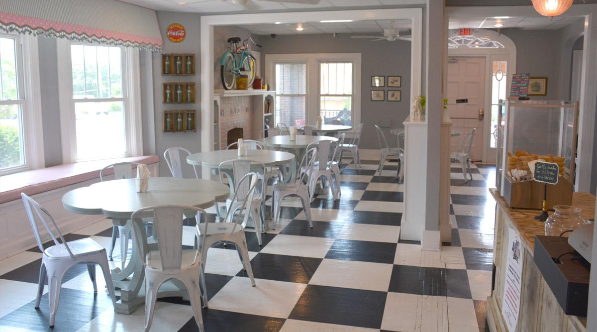 8020 Ice Cream Space