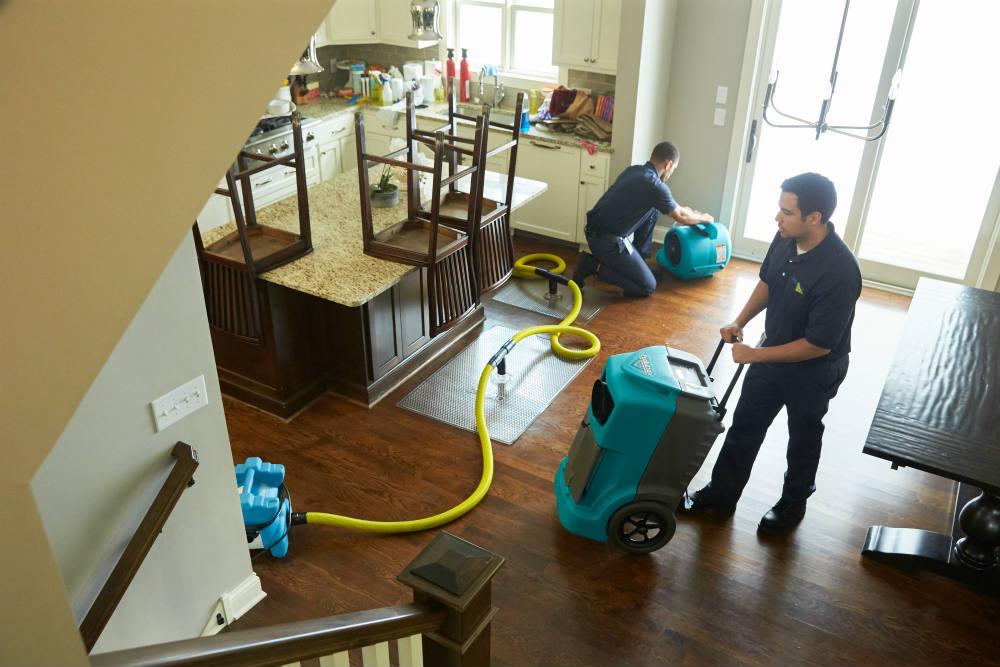 ServiceMaster QRS Chicago Flood Restoration Experts