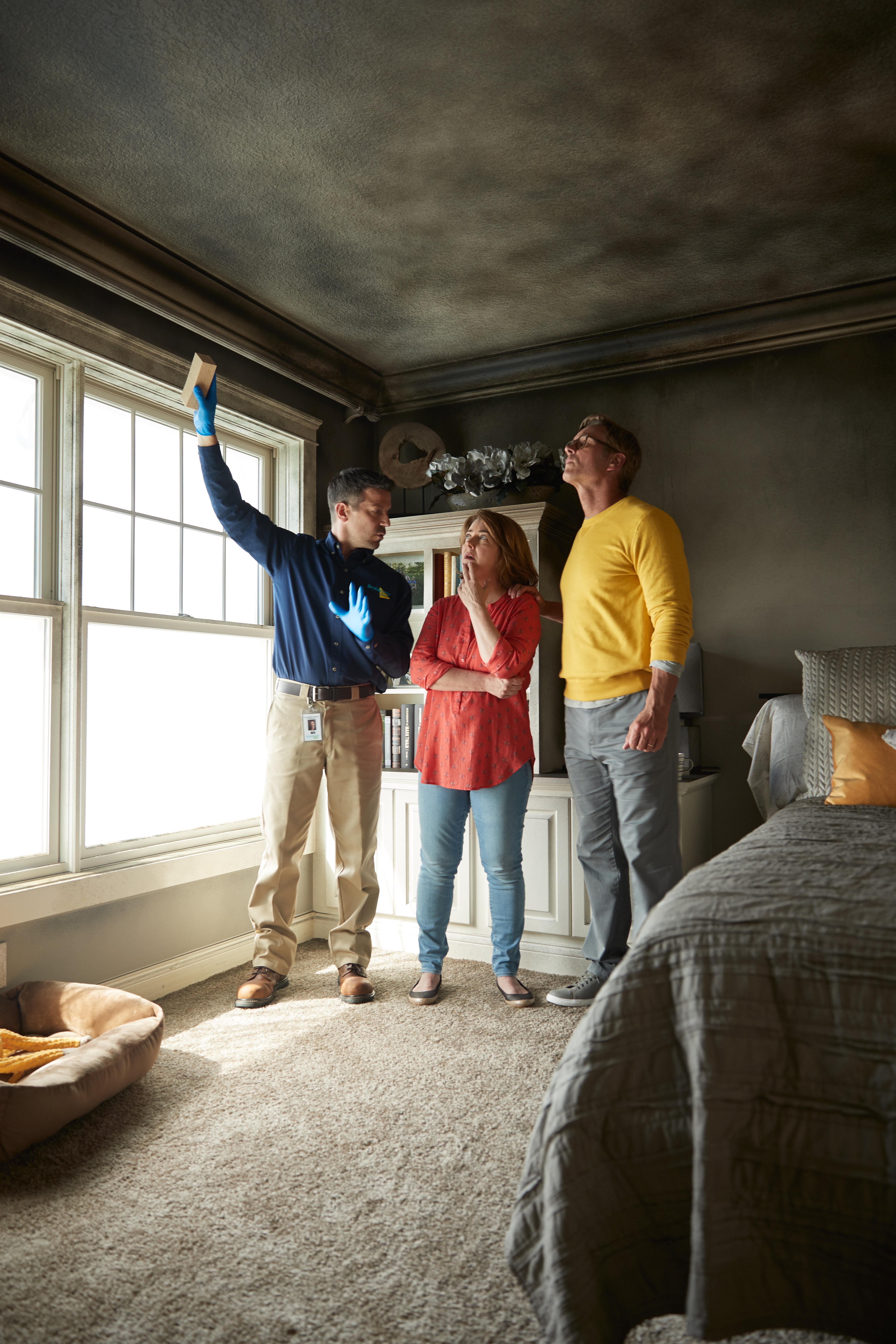 Fire & Smoke Damage Restoration and Odor Removal