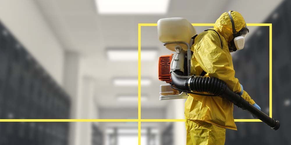 Corona Virus Decontamination