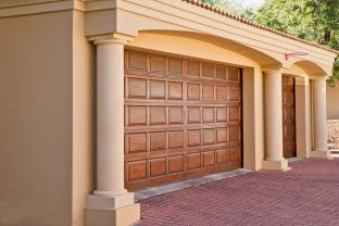 If you are in a hurry and want your garage door fixed as soon as is possible, we have 24/7 emergency repair service for garage doors, call us at (316) 788-8889.