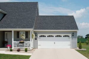 traditional garage door replacement wichita 300x199 - New Garage Doors