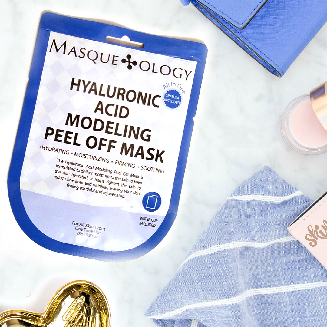 Masqueology Hyaluronic Acid Peel Off Mask for Beauty Over Forty
