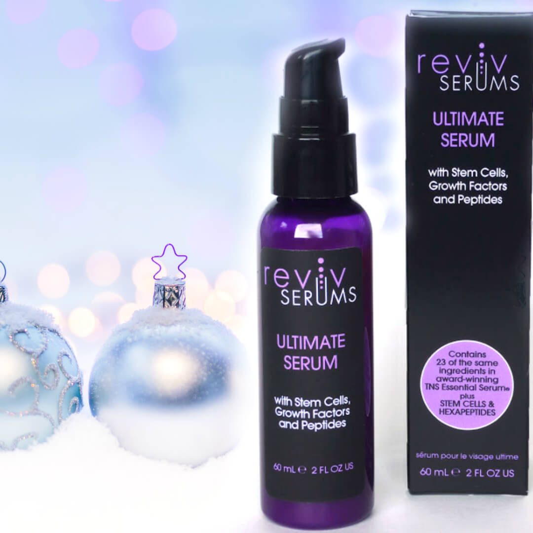 Reviv serum review by beauty after forty