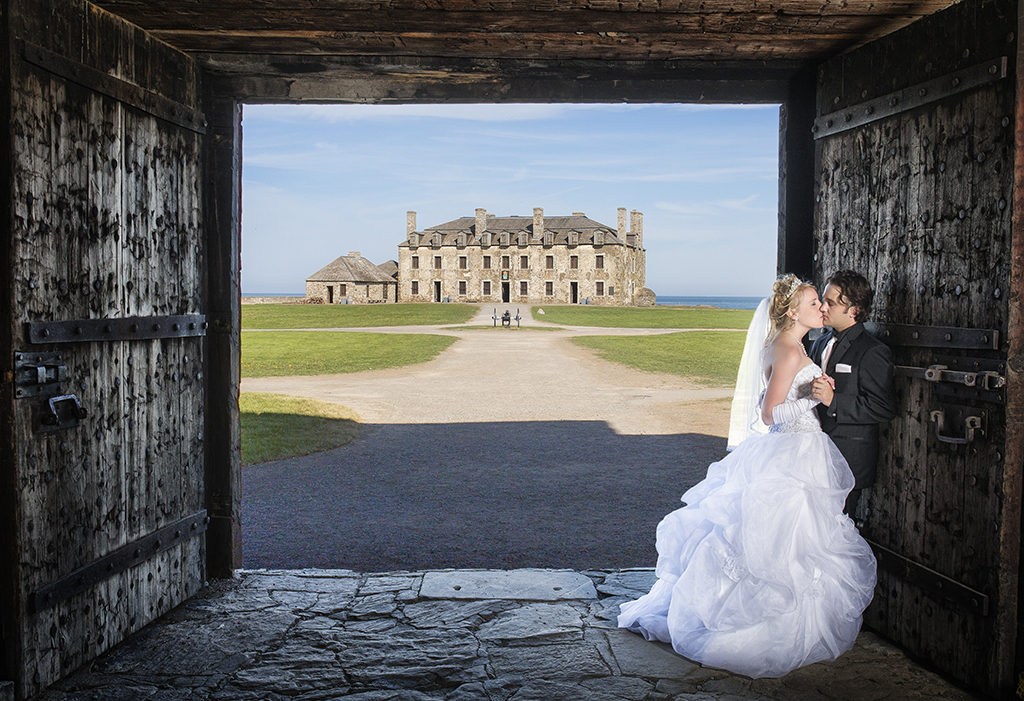 Fort Niagara Wedding