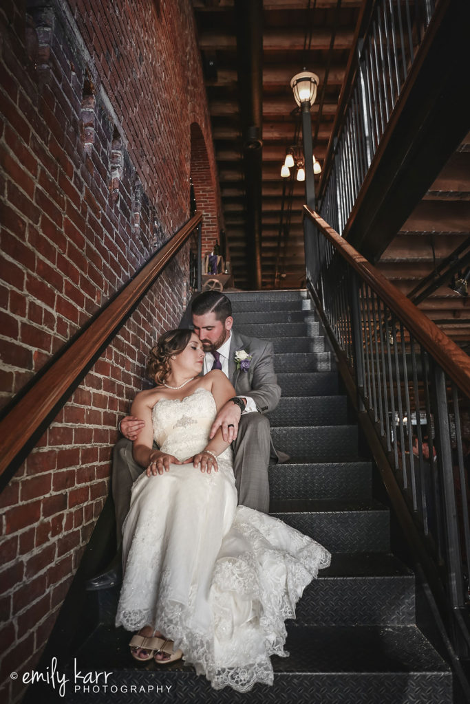 Pearl Street Brewery Wedding Photographer