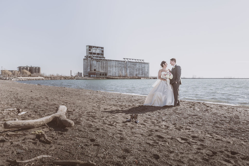 Gallagher Beach Wedding Buffalo NY
