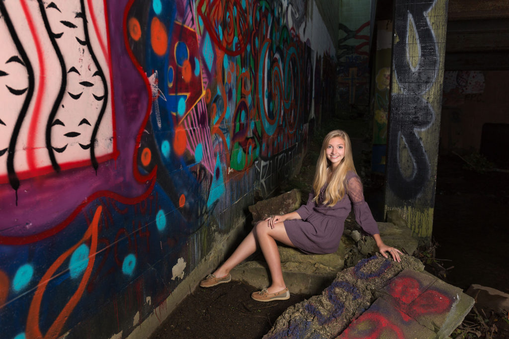 springville senior photographer
