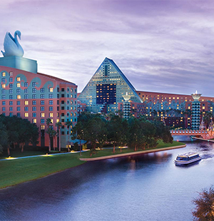 Swan & Dolphin Resort
