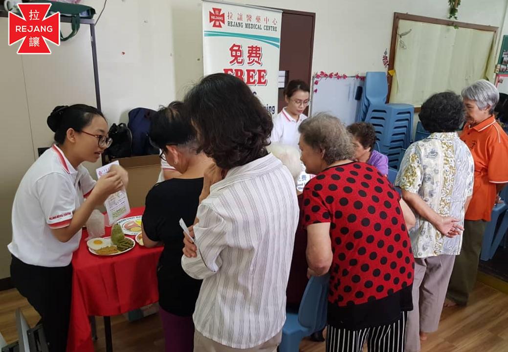 Public Health Talk by Dr. Pan Shin Wei at Tien En Methodist Church (3 Aug 2019)