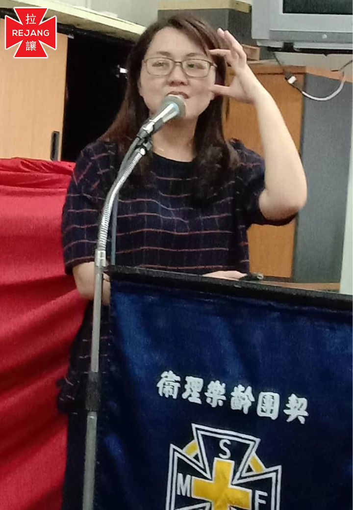 Public Health Talk by Dr. Pan Shin Wei at Tien En Methodist Church (3 Aug 2019)