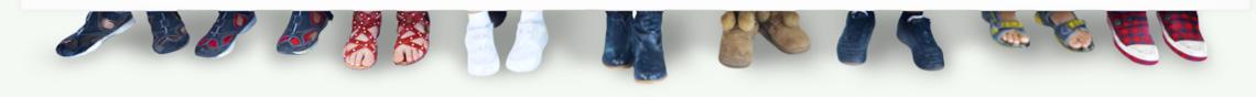 kids foots