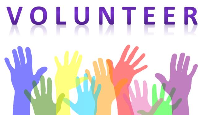 Ways to Volunteer in March!