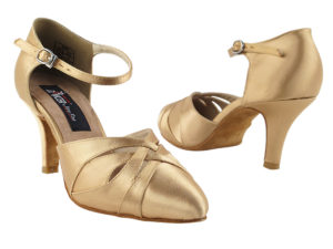 Women's Tan Satin $99