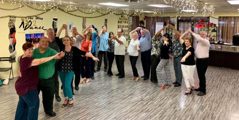 Tampa Ballroom Dancing Benefits
