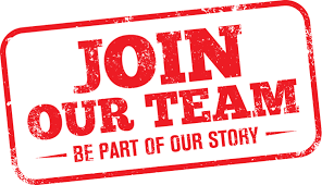 Join our team: be part a part of our story