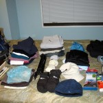 Packing for Patagonia