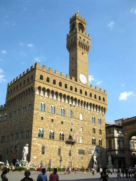 Florence- Piazza della Signoria