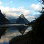 Snapshot of the Week: Milford Sound at Dawn