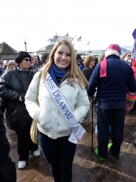 Costume- Miss Delaware