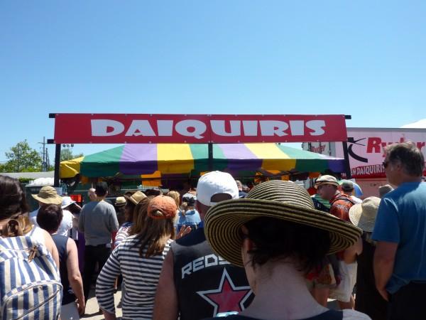 Jazz Fest- Daiquiri