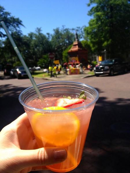 Jazz Fest- Lemonade