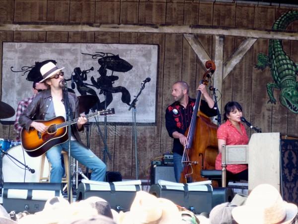Jazz Fest- Little Willies 2