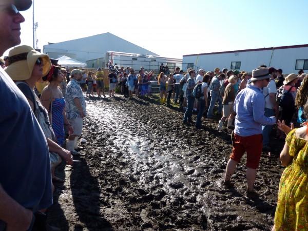 Jazz Fest- River of Mud