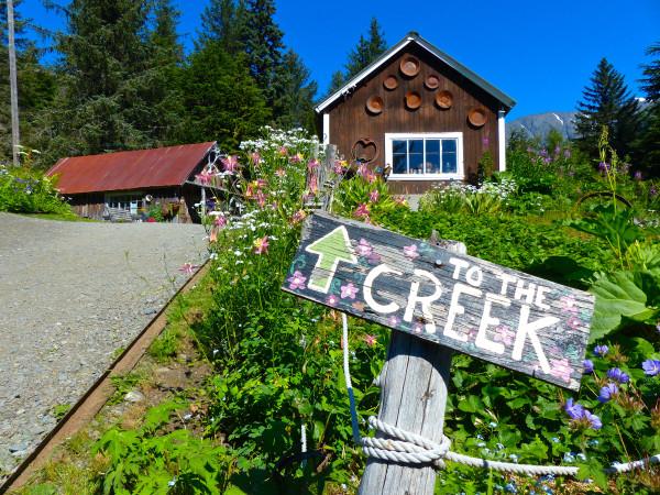 Crow Creek- Historic Village