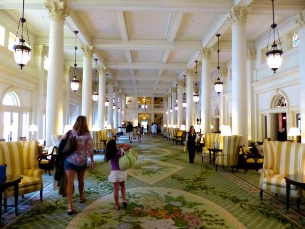 Homestead Great Hall
