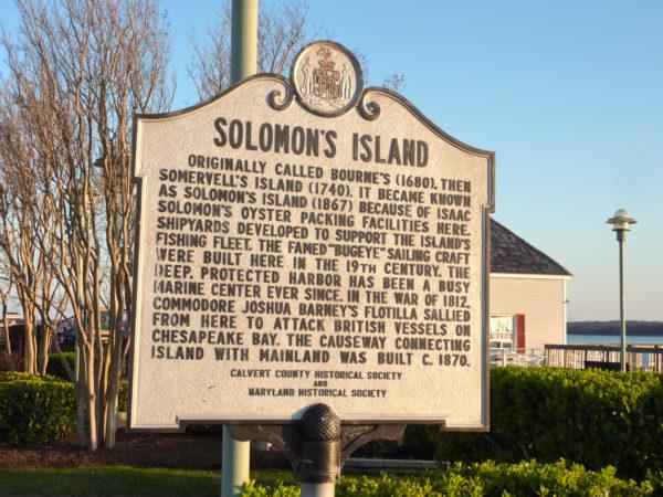 Solomons Sign