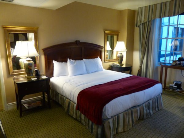 Hotel Roanoke- interior
