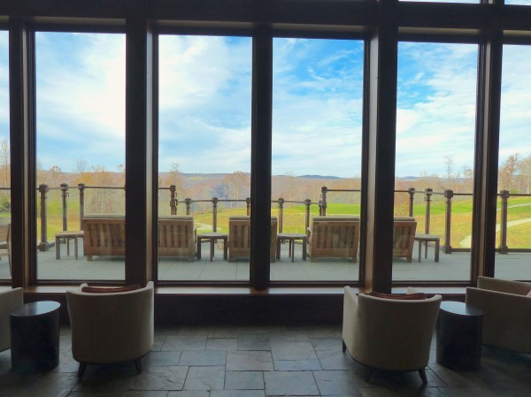 Lodge- view