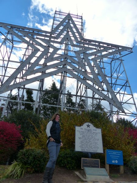 Roanoke Star- me