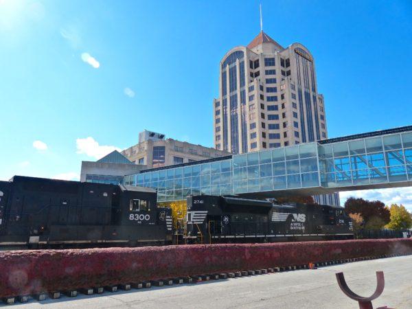 Roanoke Train