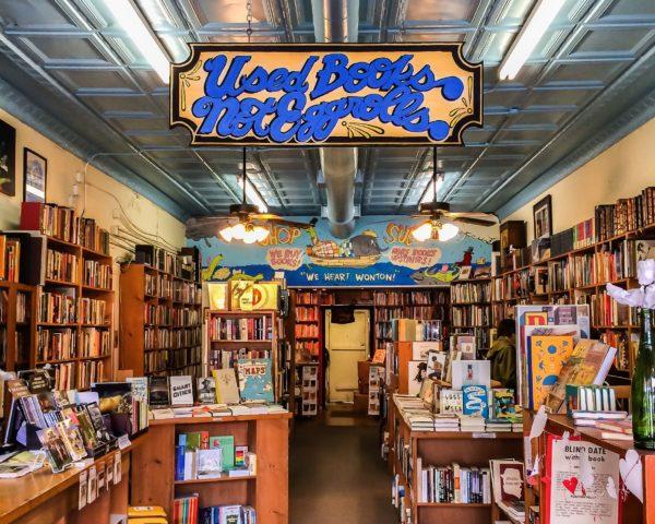 Carytown- Chop Suey books