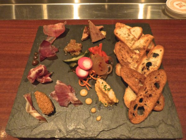 Heritage- charcuterie