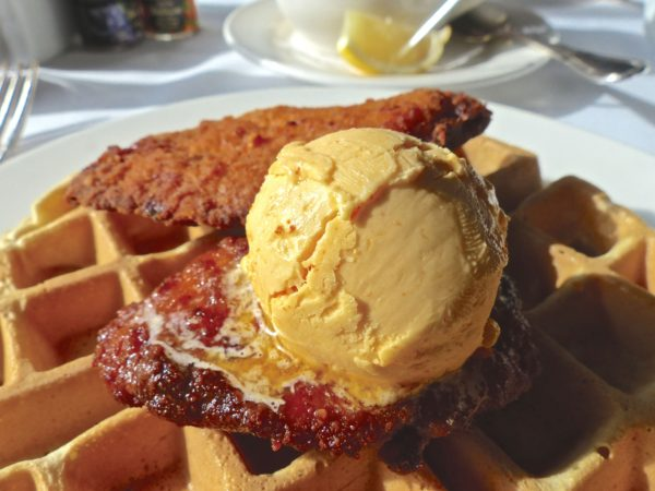 Jefferson- chicken and waffles