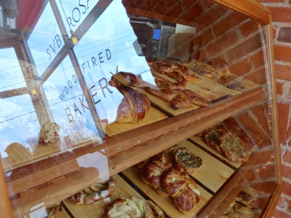 Sub Rosa Bakery- reflection