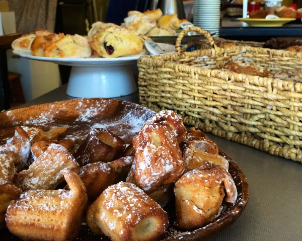 WPA Bakery- Caneles