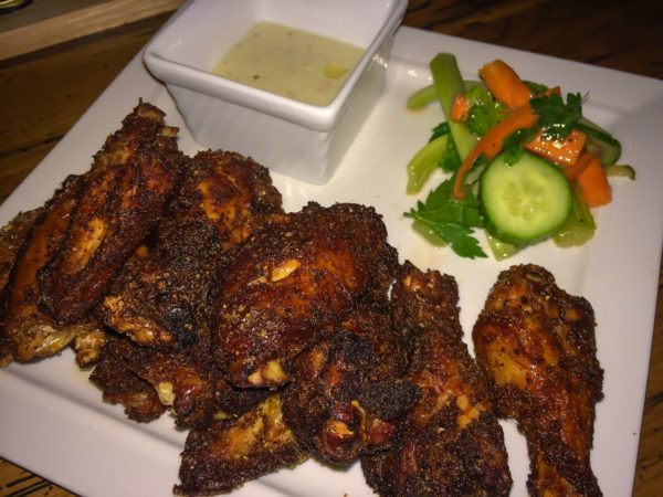 City Tap House - Wings
