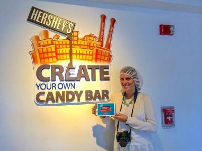 Chocolate World- Create Your Own Bar 4
