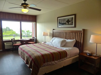 Skyland Resort- Room