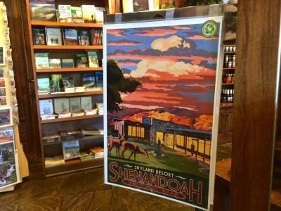 Skyland Resort- poster