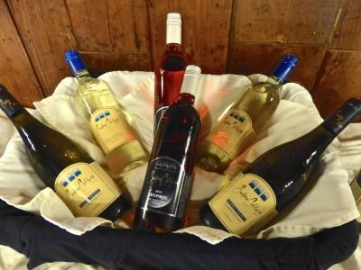 Skyland Resort- Vintner's Dinner- Wine