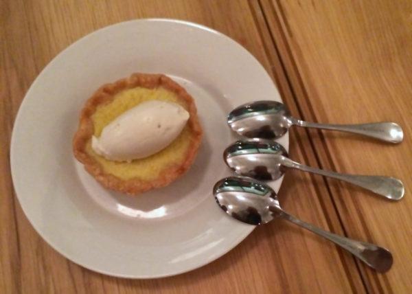 Charlottesville- Pasture- lemon tart