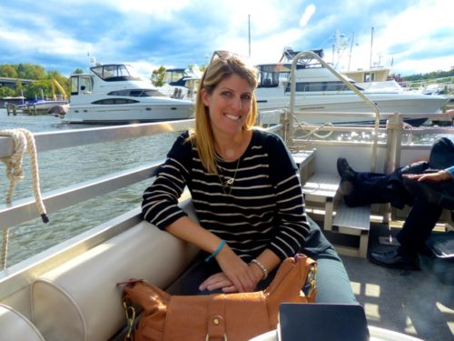Day Trip to Occoquan- Rivershore Charters- I'm on a boat!