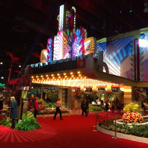 Philadelphia- Philadelphia Flower Show- Entrance