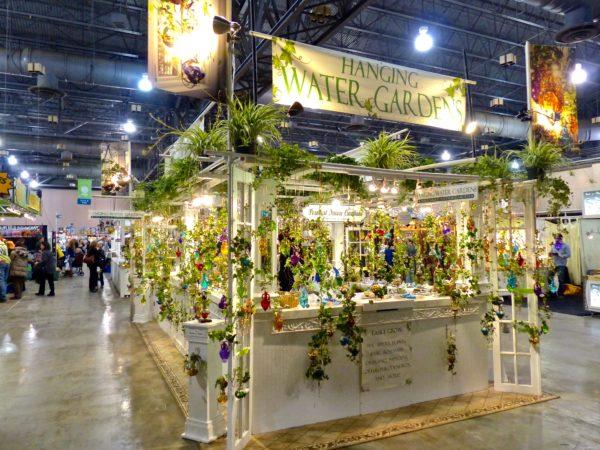 Philadelphia- Philadelphia Flower Show- Marketplace 2